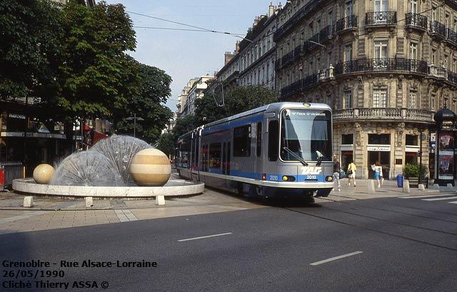Histoire g n rale des transports urbains - Horaire piscine axe majeur ...