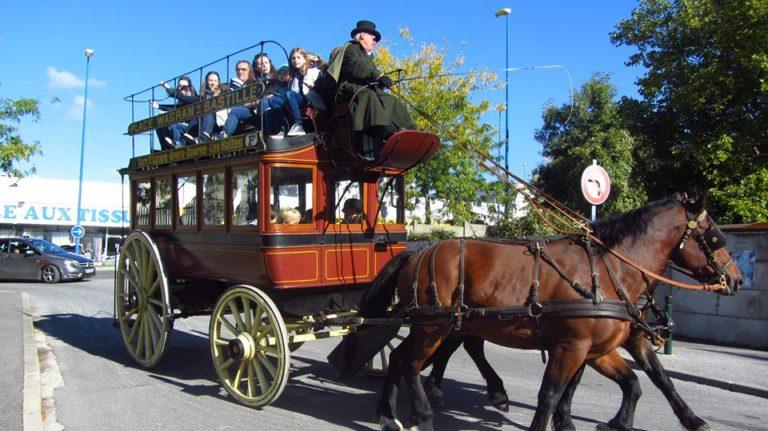 Omnibus hippomobile – Paris – CGO – n°2177 – 1889