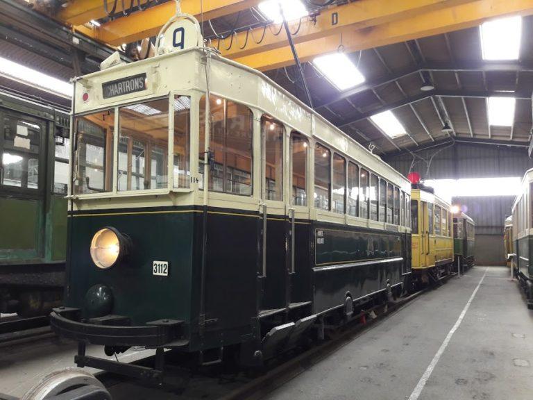 Tramway électrique – Bordeaux – TEOB – n°114 – 1935