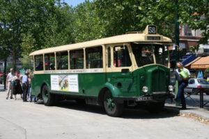 Autobus – Paris – RATP – Renault TN4HP n°4121 – 1936