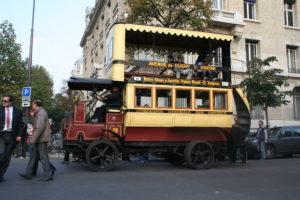 Autobus – Paris – CGO – Brillié-Schneider P2 n°20 – 1906