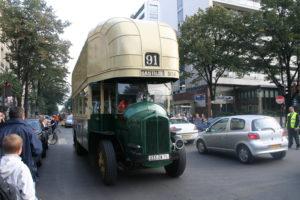 Autobus – Paris – RATP – Renault TN4F n°3158 – 1935