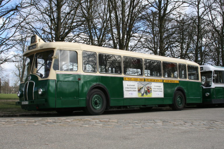 Autobus – Paris – RATP – SOMUA OP5-3 n°365 – 1955