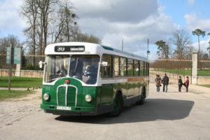 Autobus – Paris – RATP – SOMUA OP5-3 S2B3 n°1556