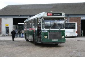 Autobus – Paris – RATP – SAVIEM SC10 UB1 n°7269 – 1975