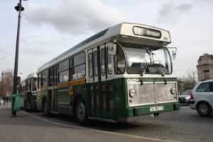 Autobus – Paris – RATP – Berliet PGR n°2897 – 1969