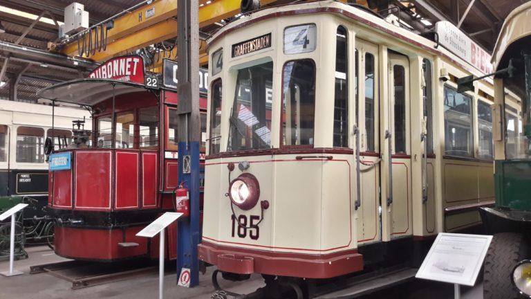 Tramway de Strasbourg (CTS) – Motrice Carel et Fouché