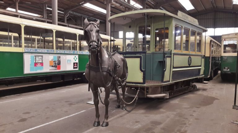 Tramway hippomobile SIG de Neuchâtel