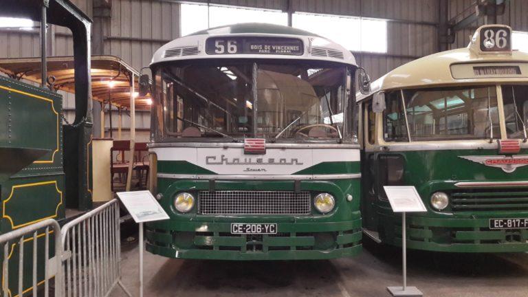 Autobus Chausson APVU 4