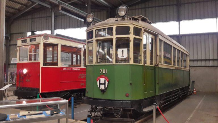 Tramway de Lille et de sa banlieue TELB – Motrice 701