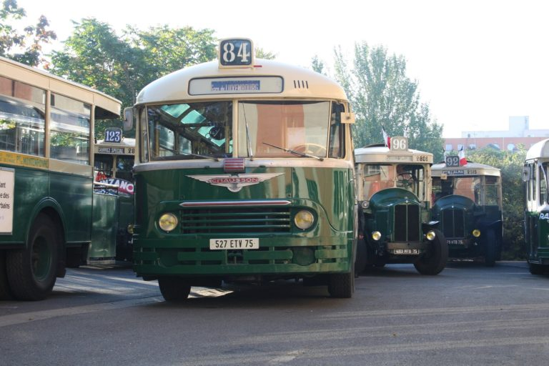 Autobus Chausson APU 53